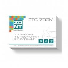 ZTC 700M Спутниковая противоугонная сигнализация
