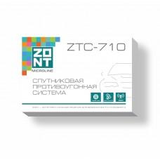 ZTC 710 Спутниковая противоугонная система