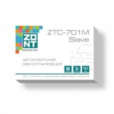 ZTC 701М SLAVE Автомобильная GSM-сигнализация