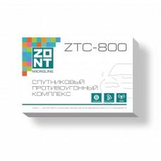 ZTC 800 Спутниковый противоугонный комплекc