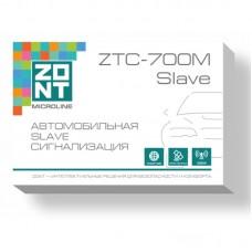 ZTC 700M SLAVE Автомобильная слэйв-сигнализация