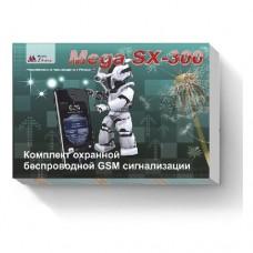 Mega SX-300 Комплект GSM-сигнализации для загородного дома