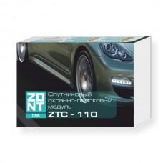ZTC 110M Автомобильный трекер с функцией блокировки двигателя